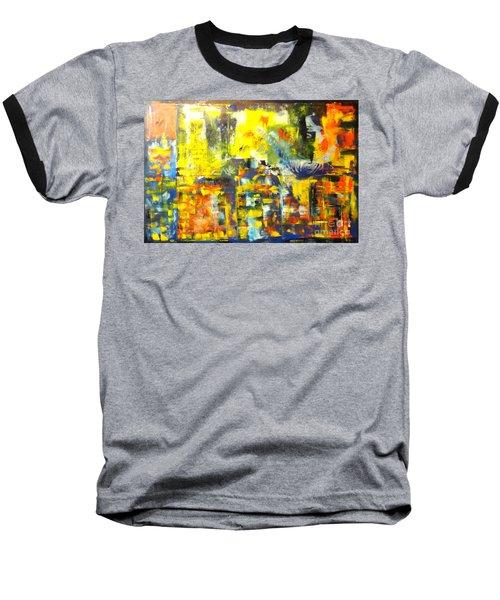 Happyness And Freedom Baseball T-Shirt