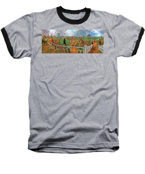 Harbe's Family Farm Baseball T-Shirt