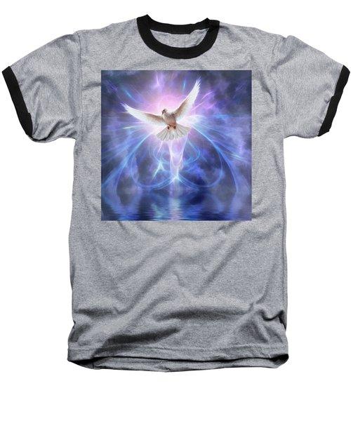 Harbinger II #fantasy #fantasyart Baseball T-Shirt by John Edwards