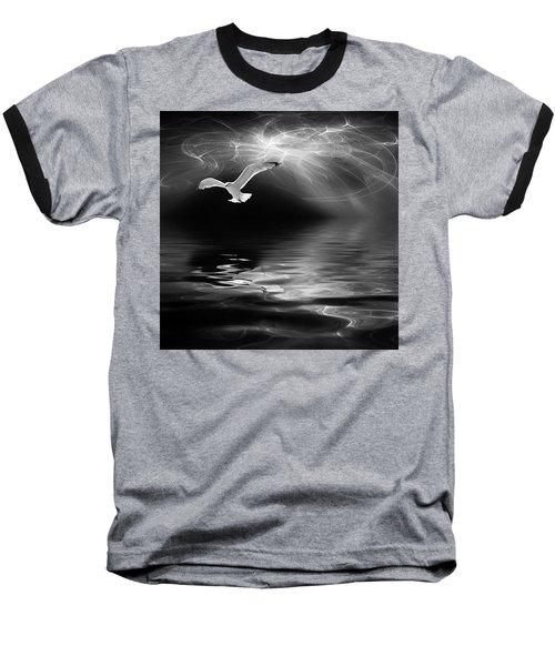 Harbinger Baseball T-Shirt by John Edwards