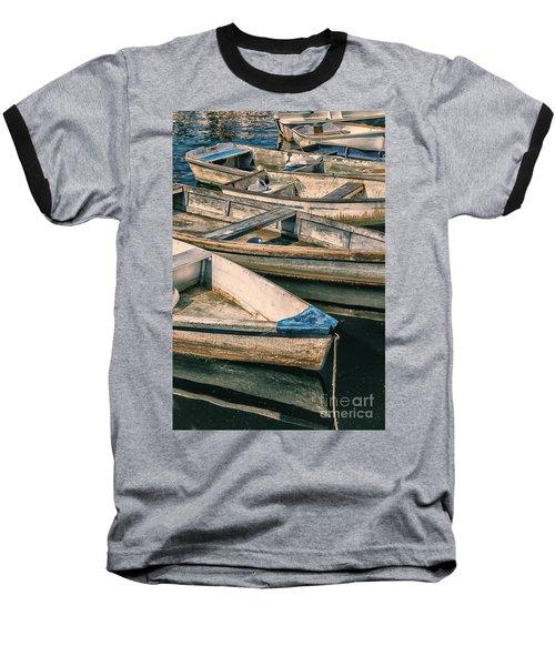 Harbor Boats Baseball T-Shirt