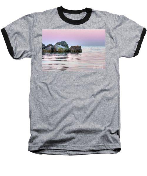 Harbor Breakwater Baseball T-Shirt