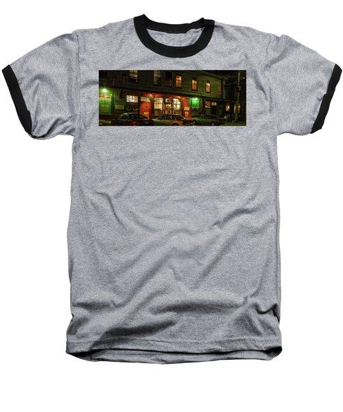 Harbor Fish Market Baseball T-Shirt