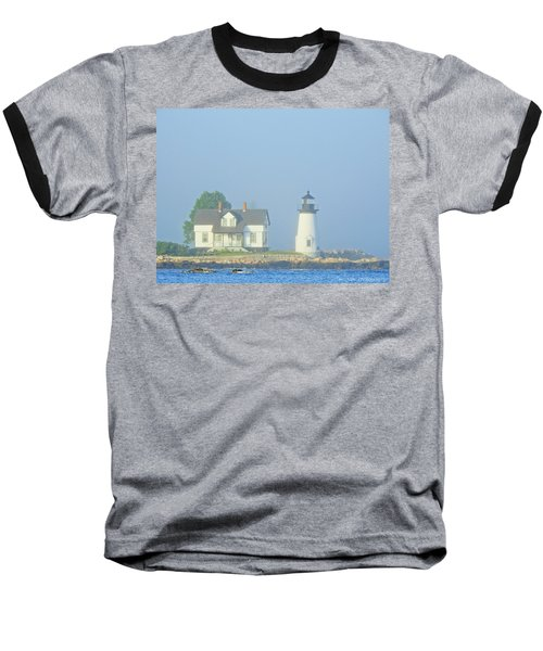 Harbor Mist Baseball T-Shirt