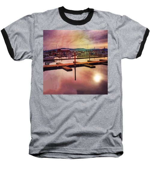 Harbor Mood Baseball T-Shirt