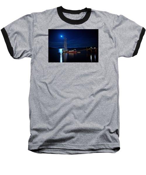 Harbor Moon Baseball T-Shirt
