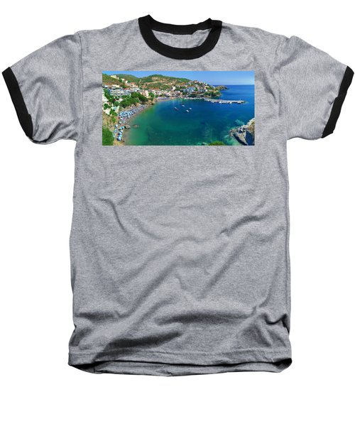 Harbor Of Bali Baseball T-Shirt