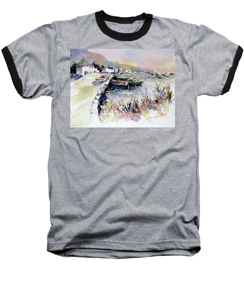 Harbor Shapes Baseball T-Shirt