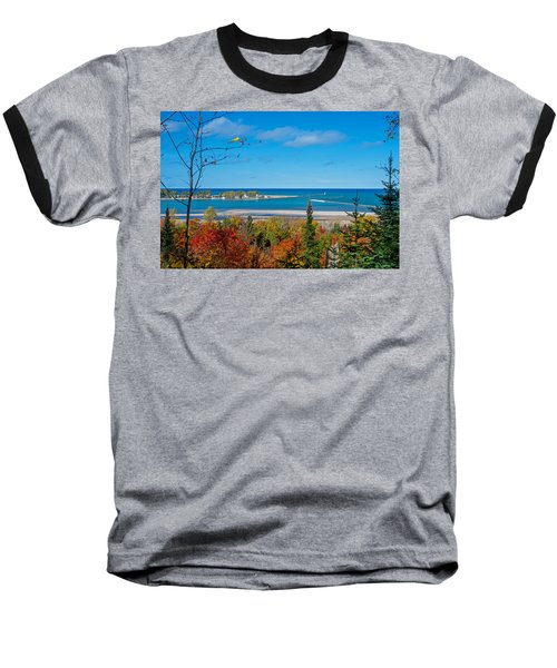 Harbor View  Baseball T-Shirt