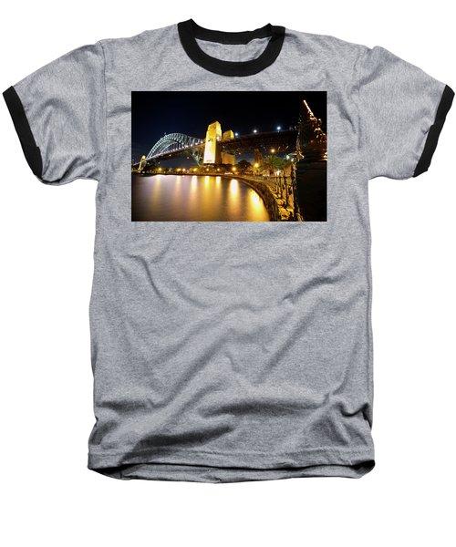 Harbour Fence Baseball T-Shirt