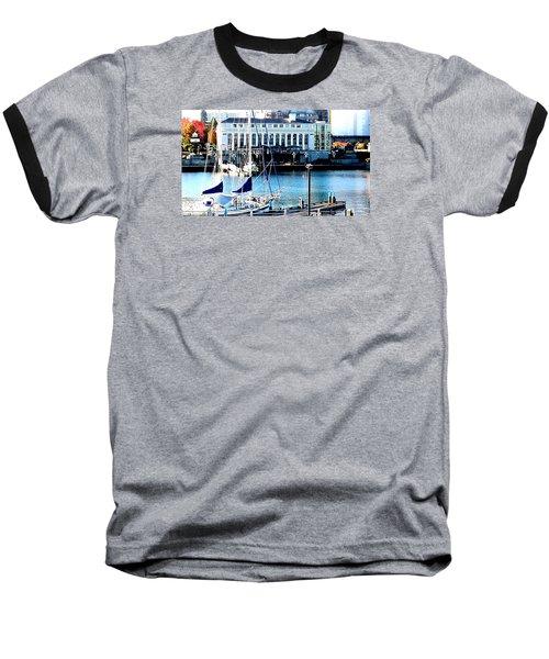 Harbour Sail Baseball T-Shirt