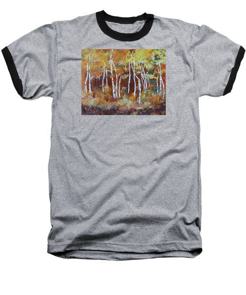 Harding Way  Aspens Dancing Baseball T-Shirt