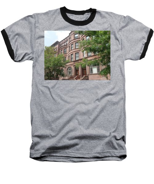 Harlem Brownstones Baseball T-Shirt