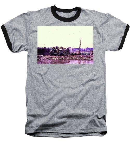 Harlem River Junkyard Baseball T-Shirt