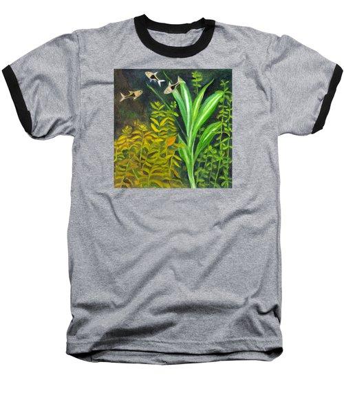 Harlequin Rasboras Baseball T-Shirt