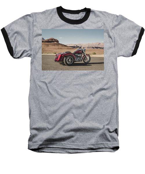 Harley-davidson Freewheeler Baseball T-Shirt
