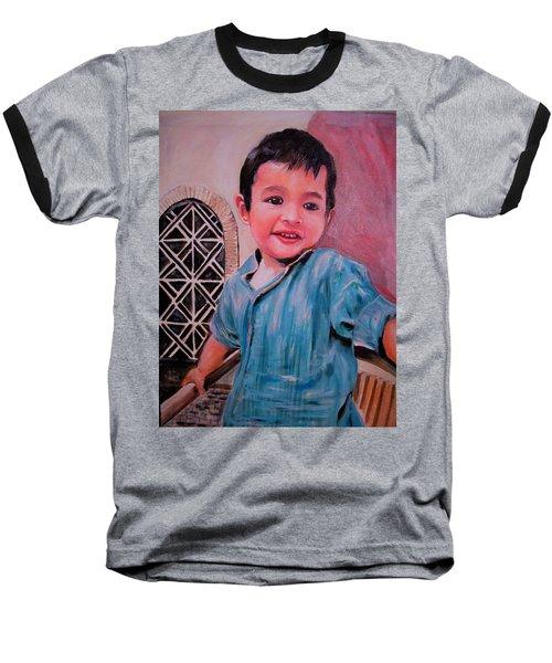 Harmain Baseball T-Shirt