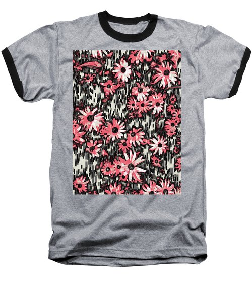 Harmonic Diffusions Baseball T-Shirt
