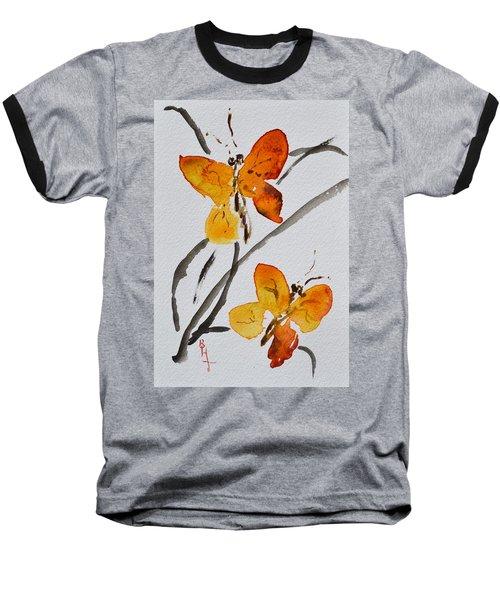 Harmonious Flight Baseball T-Shirt