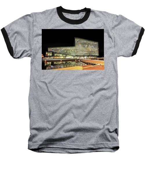 Harpa, Reykjavik Baseball T-Shirt