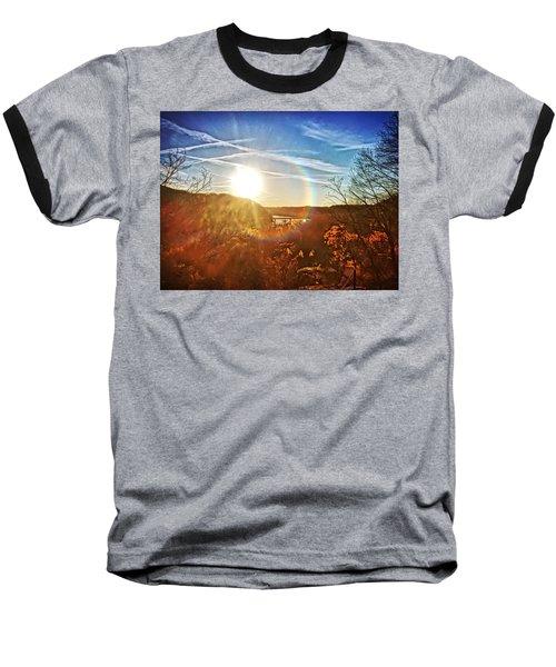 Harpers Ferry Sunset Baseball T-Shirt