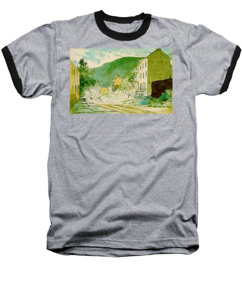 Harpers Ferry West Virginia 1873 Baseball T-Shirt by Padre Art