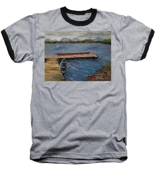 Harriet Hunt Lake, Ketchikan, Alaska Baseball T-Shirt