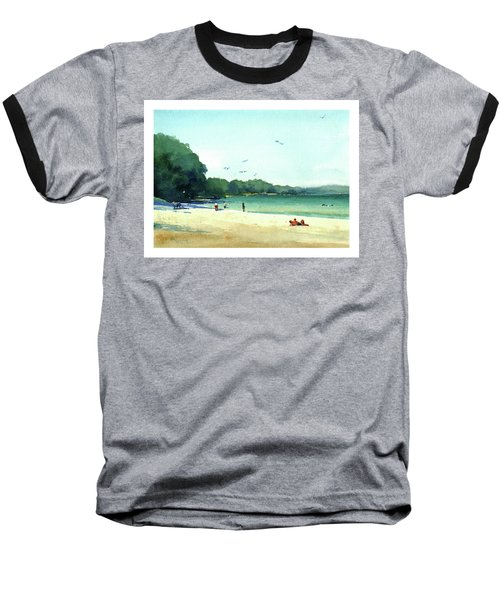 Harrington Beach, Wisconsin Baseball T-Shirt