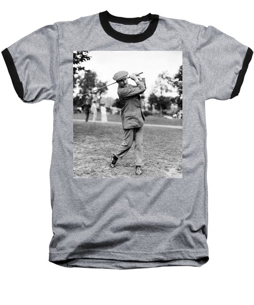 Harry Vardon - Golfer Baseball T-Shirt