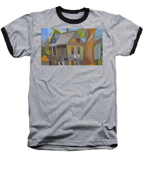 Harry's Tree Baseball T-Shirt