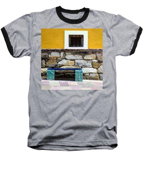 Hartberg Bench Baseball T-Shirt