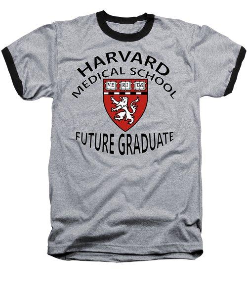 Harvard Medical School Future Graduate Baseball T-Shirt