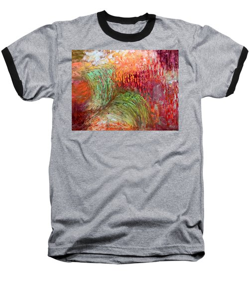Harvest Abstract Baseball T-Shirt
