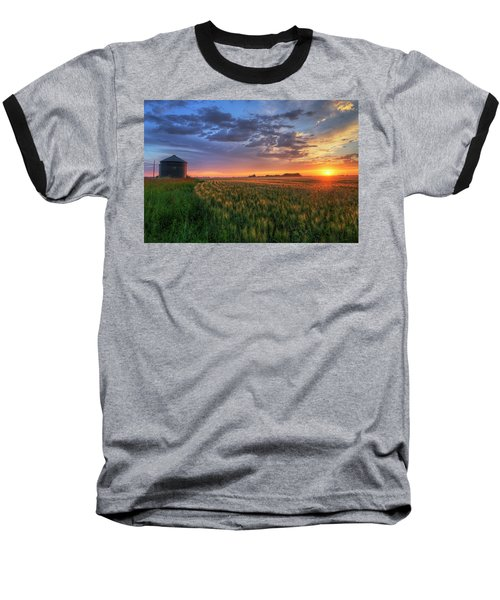 Harvest Baseball T-Shirt