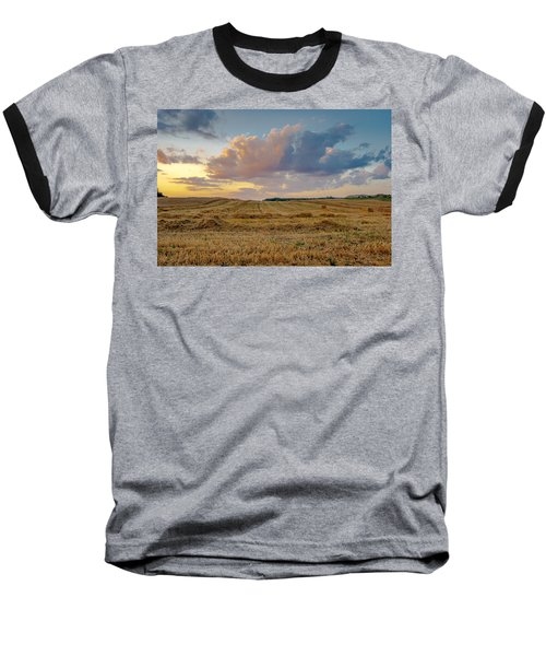 Harvest Time Baseball T-Shirt