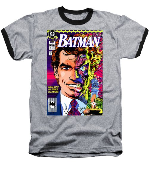 Harvey Dent  Baseball T-Shirt