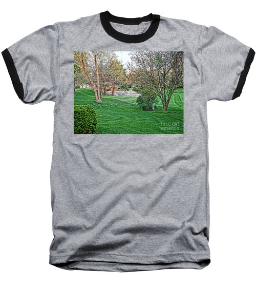 Harwycke Commons  Baseball T-Shirt
