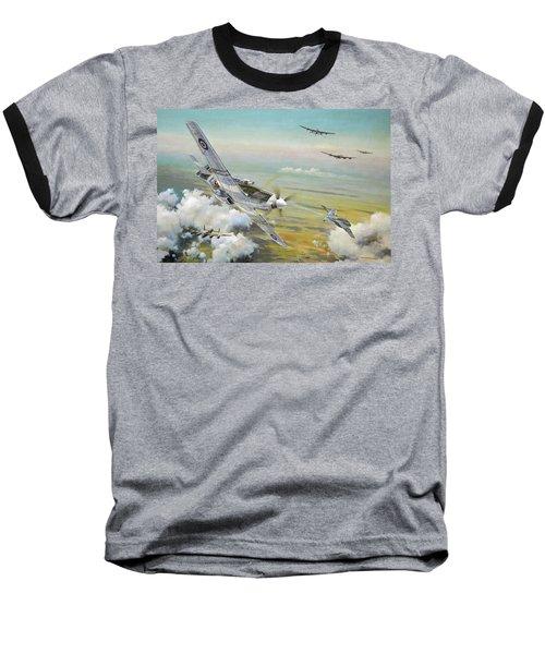 Haslope's Komet Baseball T-Shirt