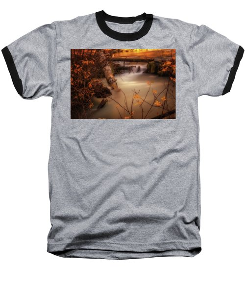 Hat Creek In Gold Baseball T-Shirt