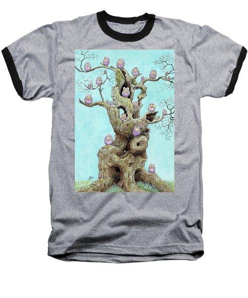 Hatchlings Baseball T-Shirt