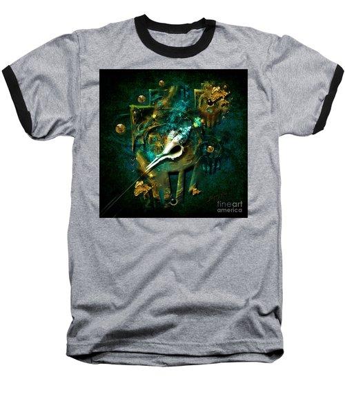 Hatpin Baseball T-Shirt by Alexa Szlavics