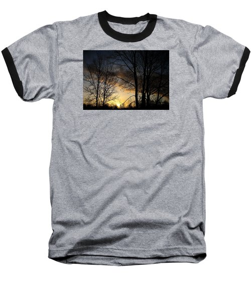 Haunt Baseball T-Shirt