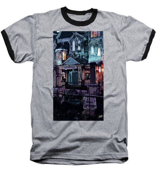 Haunted Baseball T-Shirt