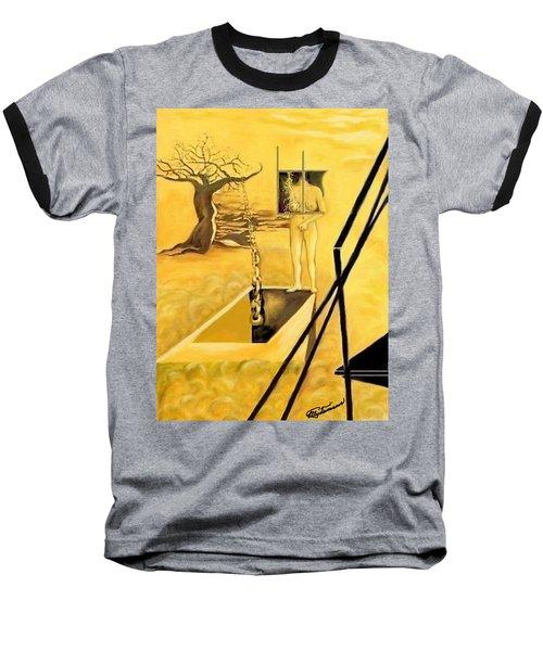Haunted Dreams Baseball T-Shirt