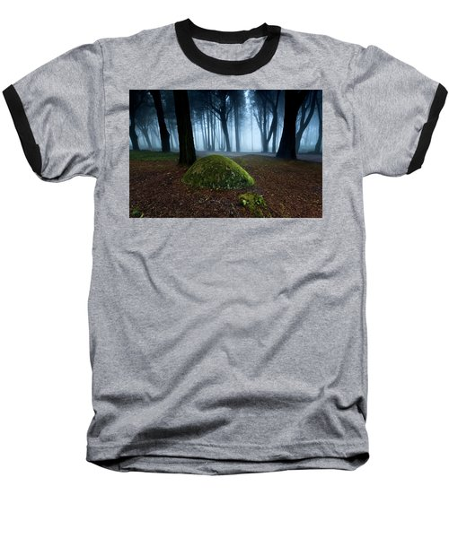 Baseball T-Shirt featuring the photograph Haunting by Jorge Maia