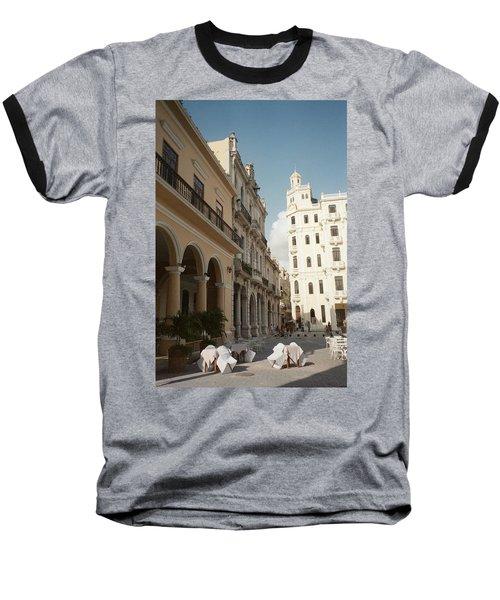 Havana Vieja Baseball T-Shirt
