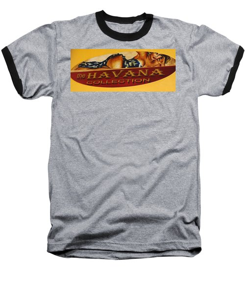 Havana_collection Baseball T-Shirt