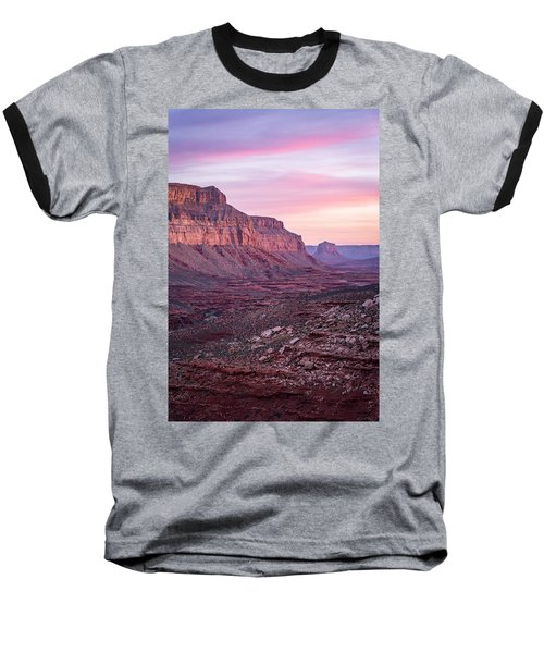 Havasupai Desert Sunrise Baseball T-Shirt