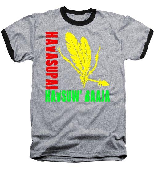 Havasupai Baseball T-Shirt