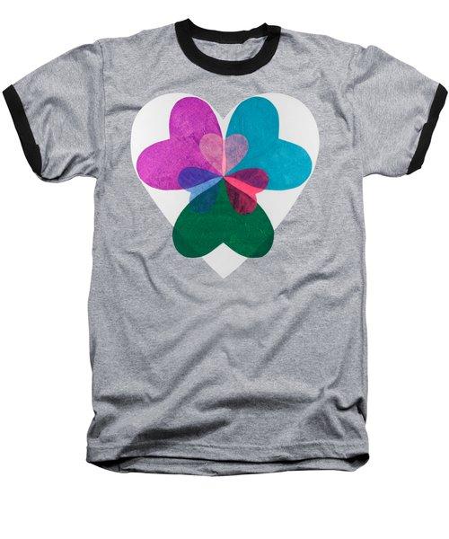 Have A Heart Baseball T-Shirt